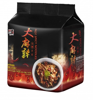 Hot Spicy Noodles